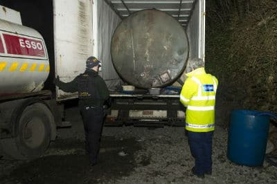 ROM1 is the Revenue Commissioners attempt to curb the illegal laundering of agricultural diesel.