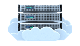 The SaaS Dedicated Server in the Cloud Solution