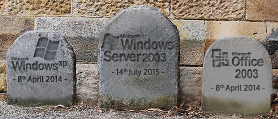 Microsoft Windows Server 2003 End of Life – Compliance Issues