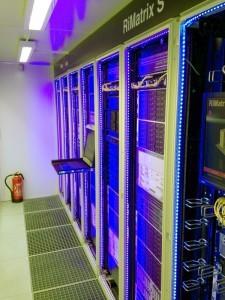 Rittals RiMatrix S - Impressions of The Standardized Data Centre