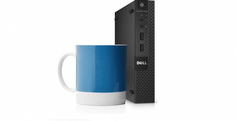 Product of the Week - OptiPlex 9020 Micro PC Desktop | Hybrid TP