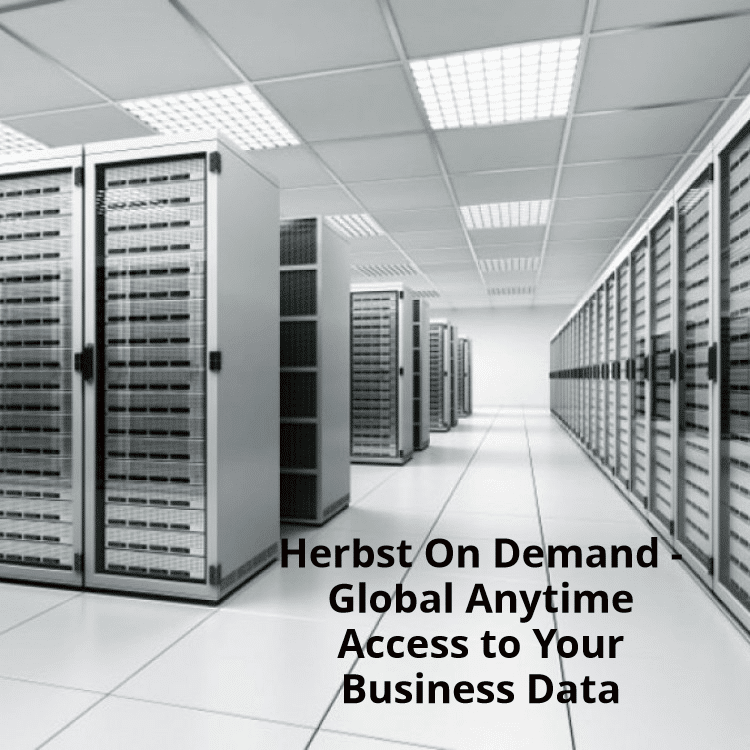 Herbst Software - Data On Demand