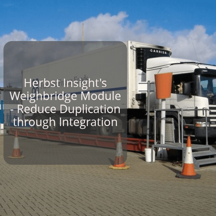 Herbst Weighbridge