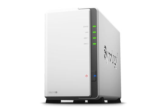 Synology NAS - Network Array Storage - Managed IT services