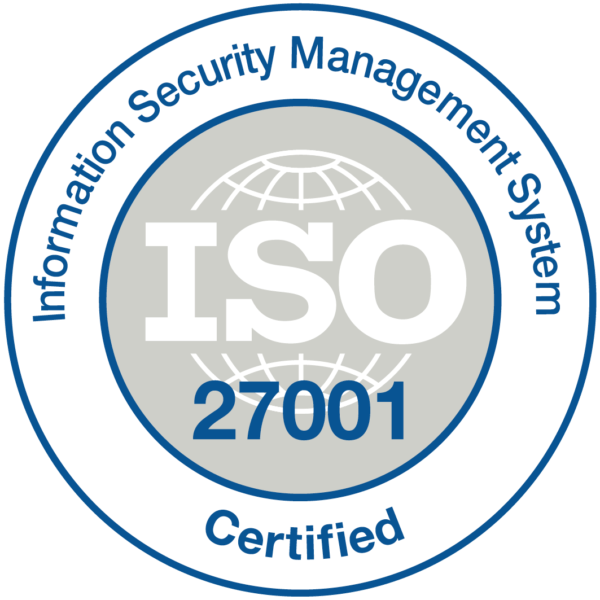 ISO 27001 Certification - Information Security Management System