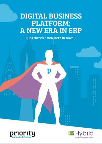 A new ERA in ERP