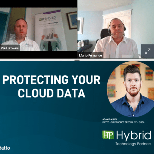 Hybrid TP team with Datto