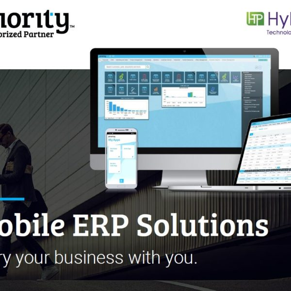 Mobile ERP Solutions