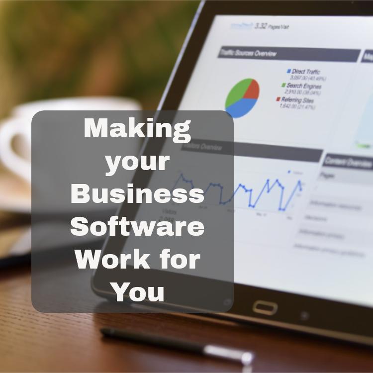 Hybrid Technology Partners, Business Management Software